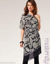 Polyester One Shoulder Regular Size ASOS for Women