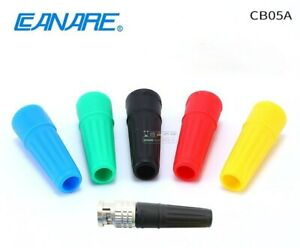 1Pcs CANARE CB05A HD-SDI digital BNC cable tail sleeve sheath color rubber DIY