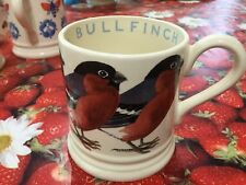 EMMA Bridgewater Bullfinch 1/2pt MUG New BEST DISCONT