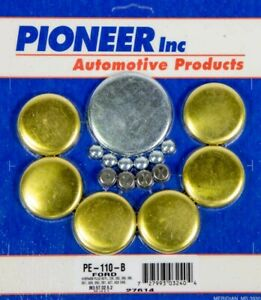 PIONEER 390 Ford Freeze Plug Kit - Brass P/N - PE-110-B