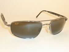 Brand NEW Authentic Polarized  MAUI JIM  KAHUNA Sunglasses Gunmetal Frame 162-02