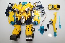 Hasbro 2012 Transformers Prime Cyberverse Action BUMBLEBEE BATTLESUIT - LOOSE