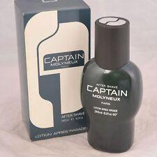 VINTAGE Captain Molyneux 8.1 oz-240ml after shave