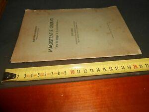 libro: Libretto MAGISTRATI E GIURATI -GAETANO SARDIELLO