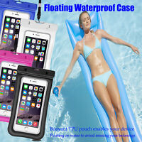 Waterproof Floating Dry Bag Underwater Pouch Case For iPhone Samsung Cell Phone