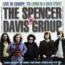 Spencer Davis Group-Live in Europe'73 CD NEUF