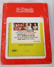 Vintage 8 Track, The Best of The Beach Boys