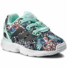 uk size infants 8.5 - adidas zx flux el infants trainers  b44720