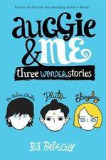Auggie and Me : Three Wonder Stories by R. J. Palacio (2015, Hardcover)