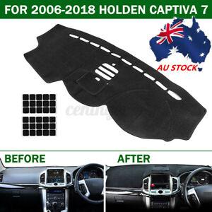 For Holden Captiva 7 2006-2018 Car Dashboard Dashmat Dash Mat Non-slip Carpet