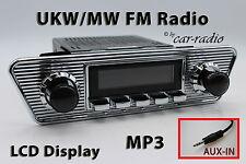 Retrosound Laguna Komplettset Trapez Oldtimer Radio RC900 MP3 AUX-IN L306C078038