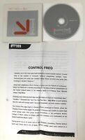 RARE Control Freq - FreqShow (F-111/WB ADVANCE PROMO CD) Charm Farm/Dennis White