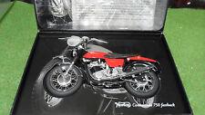 MOTO NORTON COMMANDO 750 FASTBACK 1968 Rouge 1/12 Minichamps 122132001 miniature