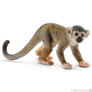 NEW SCHLEICH 14723 Squirrel Monkey - South America American Forest - RETIRED