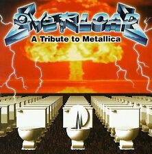 Audio CD Overload: Tribute to Metallica - Various Artists - Free Shipping