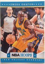 Emeka Okafor Center New Orleans Hornets  Panini #60 Original 9 2011-2012 Single