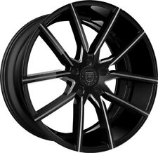 "24"" Lexani Gravity G-Wagon Wheels Mercedes Benz G Class G500 G550 G55 G63 Black"