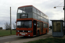 Morley whittlesey wyv48t close-up turves 97 Cambs 6x4 Quality Bus Photo