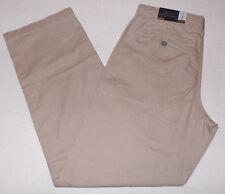 Men's Marc Anthony Slim-Fit Linen-Blend Pants 32X30 Sandy Cove Retail $70 W32L30