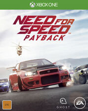 Need For Speed Payback XBOX ONE (PAL) New // Pre-Order!