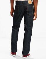 Levis Men's 514 Regular Fit Straight Leg Stretch Jeans Color Tumbled Rigid 4010
