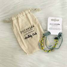 Sold out!, Nwt! Pura Vida Bracelet Set,