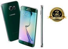 Sealed Brand New Samsung Galaxy S6 Edge Green G925F Unlocked 32GB phone UK Stock