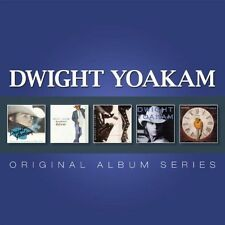 DWIGHT YOAKAM ORIGINAL ALBUM SERIES 5CD ALBUM SET (2012)