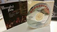 """CD Mercyful Fate Melissa 1st Pressing Flat """"Folding""""Case Extremely Rare RR349898"""