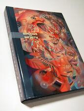 "Signiertes Buch ""Windows to Infinity"" - The Art of Dennis Konstantin Bax"