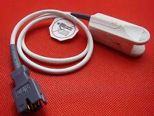 10 pcs Masimo 1863 LNCS DCI SpO2 Adult Hard Finger Sensor 3' Cable LNCS 9 Pin