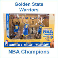 McFarlane NBA Golden State Warriors Championship 3 Pack