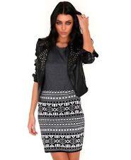 Acrylic Short/Mini Regular Size Skirts for Women