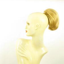 Hairpiece ponytail short blond light golden  ref 2/lg26 peruk