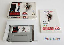 Super Nintendo SNES - FIFA 97 - PAL - EUR