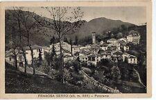 C000672    CUNEO    FRABOSA   SERRO   PANORAMA       VG  1936