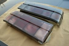 BMW E30 STARTEC Smoked Early Tail Lights MHW M3 Alpina AC Schnitzer 325i Rare M5