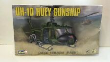 UH-1D Huey Gunship 1:32 scale Revell and UH-1D Huey 1:48 scale Revell