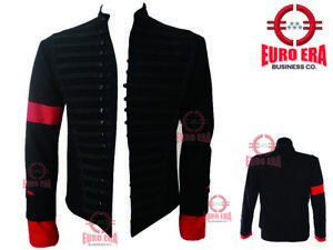 Michael Jackson MTV Awards Military Hussars Tunic Jacket available in all sizes