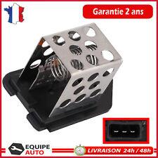 Peugeot 206 307 406 807 1.9D 2.0 radiateur ventilateur moteur relais résistance