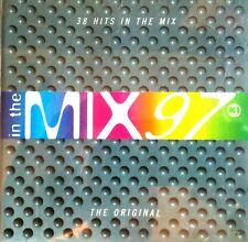 IN THE MIX 97 VOL 3 CD - 2 X CDS OLDSKOOL 90S DANCE IBIZA TRANCE HOUSE CDJ DJ