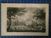 Weimar J.Appleton Stahlstich L. Bechstein Leipzig 1840 H7996