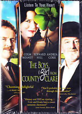 The Boys and Girl from County Clare (DVD, 2005)  NEW