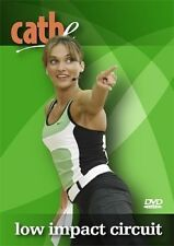 CATHE FRIEDRICH LOW IMPACT CIRCUIT EXERCISE DVD NEW SEALED WORKOUT FITNESS