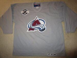 Patrick Roy #33 Colorado Avalanche Avs CCM Center Ice NHL Jersey XXL 2XL