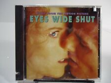 Eyes Wide Shut Music From The Motion Picture Cd Like New