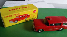 Dinky toy Nash Rambler Fire Chief # 257