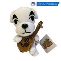 "Animal Crossing K.K. Slider Soft Plush Doll Plushie Kids Halloween Gift 7"" US"