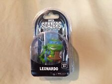 NECA Scalers Collect 'Em, Hang 'Em to Headphones Cables Cords TMNT Leonardo