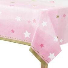 Art de la table de fête nappes roses sans marque pour la maison